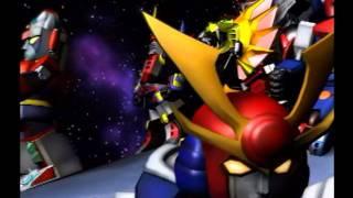 第2次スーパーロボット大戦α OP