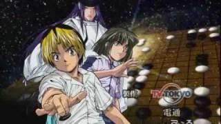 Hikaru No Go episodio 01 parte 03 BR