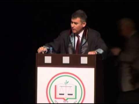 Feyzioğlu İstanbul Barosu Olağanüstü Genel Kurulunda Konuşuyor (FULL)