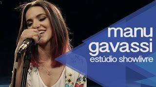 """Segredo"" - Manu Gavassi no Estúdio Showlivre"