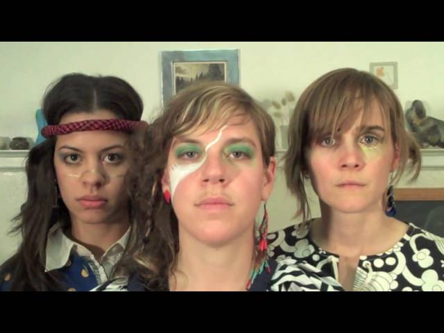 Video oficial de Real Live Flesh de Tune-Yards