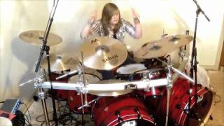 Hey Baby, Here's That Song You Wanted - Blessthefall (Drum Cover)