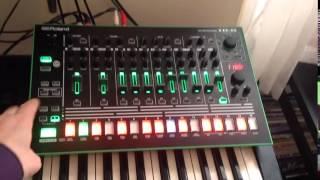 Planet Rock. Roland TR-8