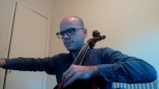 Beauty And The Beast - Cello Version (A Bela e a Fera - Versão Cello)