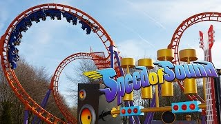 Walibi Holland - Speed of Sound 360°