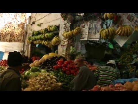 Morocco Essaouira – Walking through Central Market