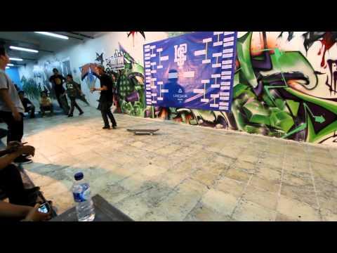 LUCKY LINE SKATEPARK GAME OF SKATE - INDRA TIGANA VS MB ALVITO
