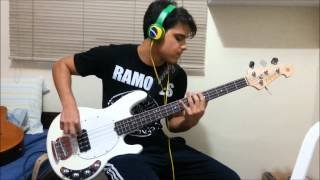 Engenheiros Do Hawaii - O Papa É Pop-(Bass cover) Felipe
