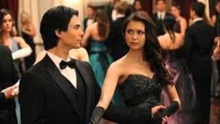 The Vampire Diaries: Elena, Damon and Stefan Waltz