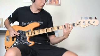 Natiruts - Pérola Negra (Contrabaixo / Bass Cover) - part. Luiz Melodia - Acústico Rio de Janeiro