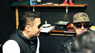 Cheka Ft. Samo & KJ - La Reina Del Party [Making Of]