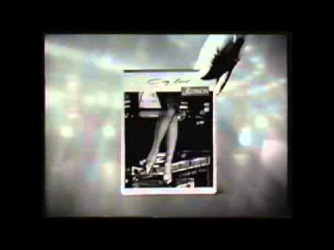 Alte Werbung 1961 von Hudson Strumpfhosen