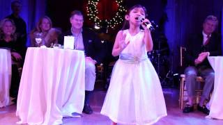 """""""Let It Go"""" Cover Live Performance Angelica Hale - BDF White Christmas 2014"""