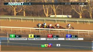 Avery Island - 2018 - The Withers Stakes (Grade III)