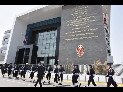 Video : Casablanca : Inauguration du nouveau laboratoire national de la police scientifique