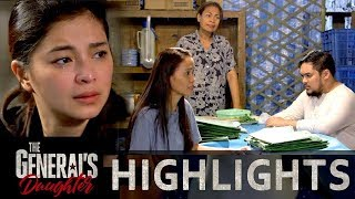Rhian confesses on being a spy | The General's Daughter (With Eng Subs)