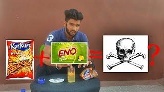 ENO + KURKURE = DEATH ??? (hindi)