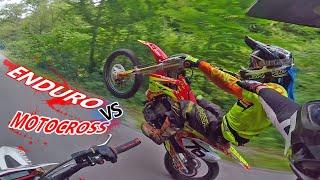 ENDURO vs MOTOCROSS 2018