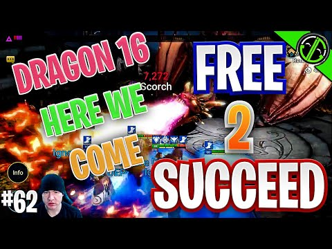 Getting Our Dragon 16 Team Up & Running | Free 2 Succeed - EPISODE 62