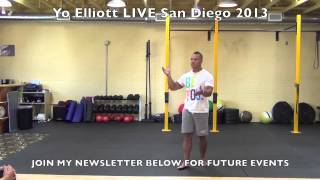 How to know if you're overtrained? [Yo Elliott LIVE San Diego 2013]