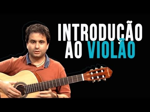 Introdução ao Violão - Primeiro exercício