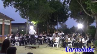 """Ópera Flamenca - Banda de Música """"El Arrabal"""" de Carmona"""