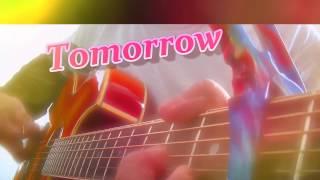 岡本真夜 「TOMORROW」ギター弾き語りcover