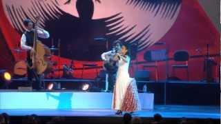 """""""Fado Toninho"""" - Deolinda no Coliseu dos Recreios 2011"""