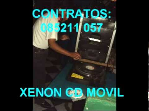 DJ CUPIDO XENON CD MOVIL CUMBAYA SAN JUAN BAUTISTA