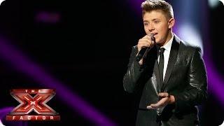 Nicholas McDonald sings Angel - Live Week 3 - The X Factor 2013