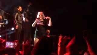 "Jessie J ""Burning Up"" liveThe Fillmore San Francisco 5/19/15"