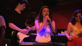 "Kate Ferber ""Try (Just A Little Bit Harder)"" Janis Joplin Cover 7/23/2013 Rockwood Music Hall"