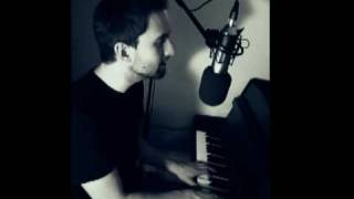 Tin Box (piano vocal song) haunting ambient atmospheric music with ethereal male falsetto singing