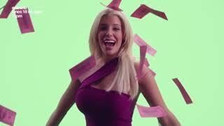 MTV CANIGGIA LIBRE - Charlotte, Champagne, Choripan  (Official Music Video)