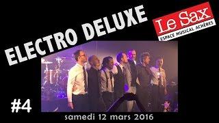 ELECTRO DELUXE #4 - à Achères, samedi 12 mars 2016