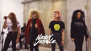 Neon Jungle - Fool Me (Acoustic)