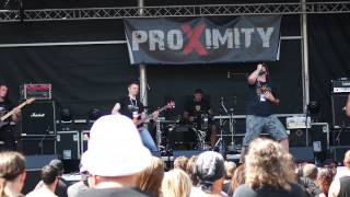 Proximity - Wraiths, live from Brutal Assault 2013