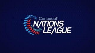 Concacaf Nations League Logo Reveal