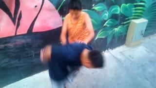 La pelea por el tamal