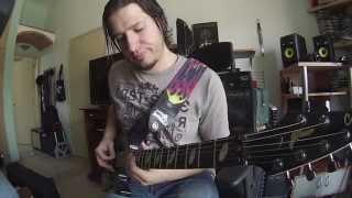 Dream Theater - A Rite of Passage Guitar Solo Cover by Alejandro Carrera