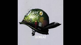 Gorillaz - Dirty Harry (Without Bootie Brown / The Rap Part)