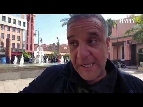 Video : Des guides non agréés manifestent leur colère à Marrakech