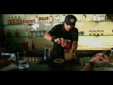 1st International Olmeca Tequila Margarita Contest by The Tahona Society Mexico 2010 – 5 min version