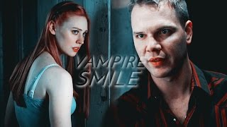 Hoyt & Jessica | Vampire Smile