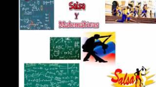 Bienvenidos a Salsa y Matemáticas