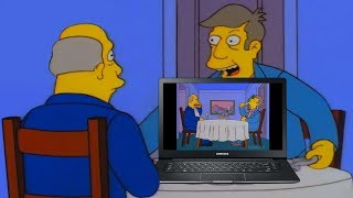 Steamed Hams but Skinner makes a Steamed Hams Video