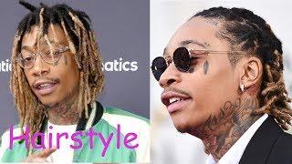 Wiz Khalifa hairstyle (2018)