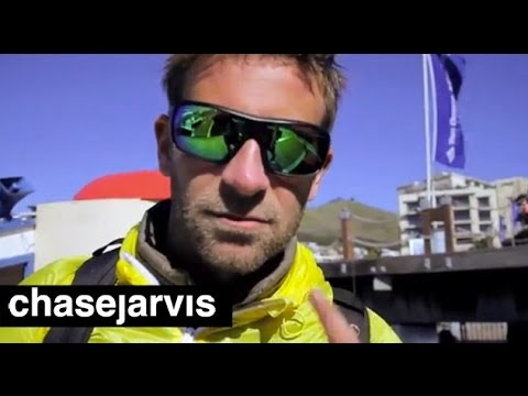 Chase Jarvis Kicks Off His Sailing Adventure with Mike Horn in South Africa | ChaseJarvis