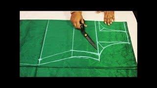 Chudidar Top  Stitching  Very Simple & Easy To Follow Tamil(DIY) width=