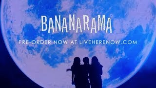 BANANARAMA - LIVE AT THE EVENTIM APOLLO HAMMERSMITH (OFFICIAL TRAILER)